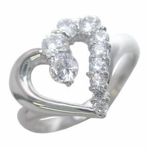 スイート エタニティ ホワイトゴールド ダイヤモンドリング 結婚 10周年記念