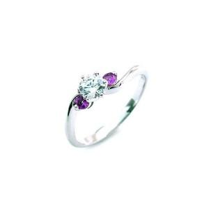 婚約指輪 ダイヤモンド プラチナリング 一粒 大粒 指輪 エンゲージリング 0.45ct プロポーズ用 レディース 人気 ダイヤ 刻印無料 2月 誕