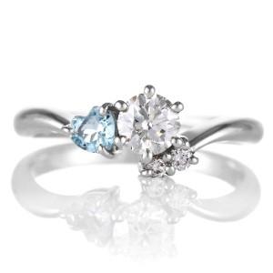 婚約指輪 ダイヤモンド プラチナリング 一粒 大粒 指輪 エンゲージリング 0.4ct プロポーズ用 レディース 人気 ダイヤ 刻印無料 3月 誕生