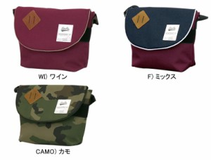 anello アネロ 杢調生地 スモールサイズ メッセンジャーバッグ au-a0131/au-a0131p メンズ レディース バッグ 小物 ブランド雑貨 男女