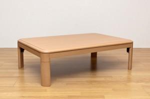折れ脚コタツ 継脚式120×80 こたつ 長方形/こたつ テーブル  コタツ 激安挑戦中  こたつ 激安挑戦中