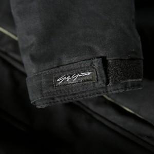 0174392d488b08 メンズ アウター・ジャケット・コート ワークジャケット フード付 ブラック 大きいサイズ シンプル 長袖 ジャンパー