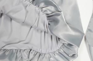 【即納】バルーンスカートエレガントワンピース◇4色★ レディース ドレス ショート・ミニ丈 パーティ 結婚式 可愛い 上品