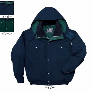 防寒着 防寒ブルゾン 自重堂 48120 防寒ブルゾン(フード付) XL