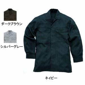 作業服・作業着 桑和(SOWA) 64015 長袖オープンシャツ M〜LL