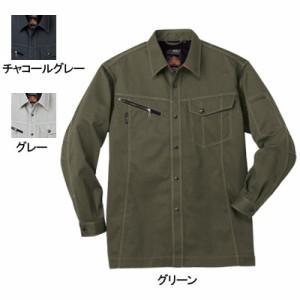 作業服・作業着 桑和(SOWA) 3225 長袖シャツ 6L