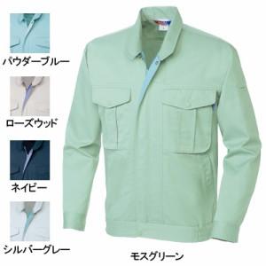 作業服・作業着 桑和(SOWA) 4113 長袖ブルゾン 4L