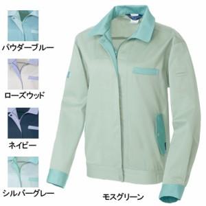 作業服・作業着 桑和(SOWA) 4224 エコ女子長袖ブルゾン 6L