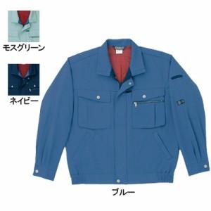 作業服・作業着 桑和 (SOWA) 9223 エコ長袖ブルゾン 4L ストレッチ
