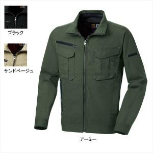 作業服・作業着 SOWA 813 長袖ブルゾン 3L