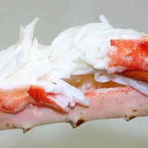 極上カニ タラバガニ足・送料無料・ボイルタラバガニ脚、太いカニ肉たらば足1キロ