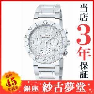 ブルガリ BVLGARI 腕時計 ウォッチ BB38WSSDCH 自動巻 ブルガリブルガリ メンズ [並行輸入品]