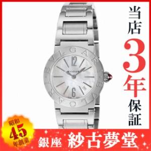 a718ae58d3c9 ブルガリ BVLGARI 腕時計 ウォッチ ブルガリブルガリ ホワイトパール文字盤 BBL26WSSD レディース [並行輸入品