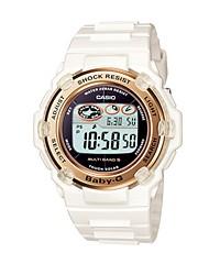 カシオ CASIO 腕時計 Baby-G ベビージー Reef リーフ タフソーラー 電波時計 MULTIBAND 6 BGR-3003-7AJF レディース