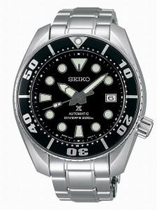 [スマホ用防水ケース付き]セイコー プロスペックス SEIKO PROSPEX SBDC031 ダイバーズウォッチ メカニカル 自動巻き 腕時計 メンズ