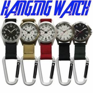 492b6d326b TELVA テルバ HANGING WATCH ハンギングウォッチ アナログ 時計 アウトドア ハイキング キャンプ フェスに最適! CB