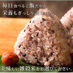 雑穀 栄養満点23穀米 30kg 国産 500g×60袋 業務用 送料無料