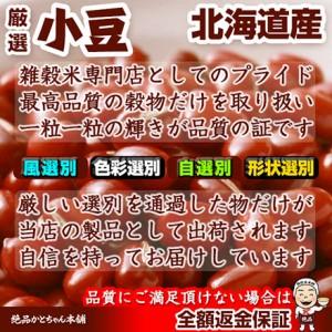 絶品 小豆 5kg (500g x 10袋) 業務用サイズ 厳選国産 北海道産 送料無料 ポスト投函