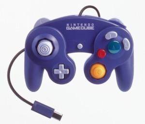 ニンテンドーゲームキューブ専用コントローラ バイオレット&クリア 任天堂