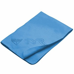TYR(ティア) LARGE DRY OFF SPORT TOWEL LTWL ブルー FREE [並行輸入品] TYR(ティ