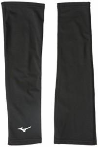 [ミズノ]アウトドアウェア ソーラーカットスーパークールUVアームガード   ブラック 日本 LL (日本サイズXL相当) M