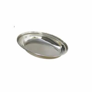 ステンレス カレー皿 ROCCO CURRY PLATE (23)アウトドア用ステンレスプレート ランチプレート カレープレート ロッコ
