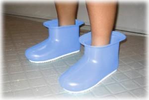 お風呂ブーツ ソフトブーツ 深型 (ロング) 洗濯・浴室用ブーツ