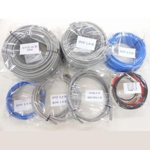 【送料無料】2018年度 第二種 電気工事士技能試験セット 練習用器具+ケーブル3回用 プロサポート PSC-00101