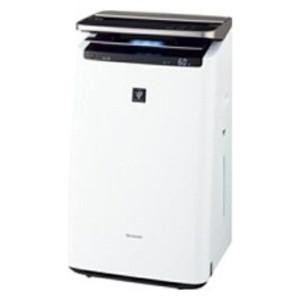【送料無料】シャープ プラズマクラスター 加湿空気清浄機 23畳 ホワイト プラズマクラスターNEXT KI-HP100-W