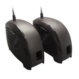 トップランド USBシューズ乾燥機 ブラウン M7510-BR