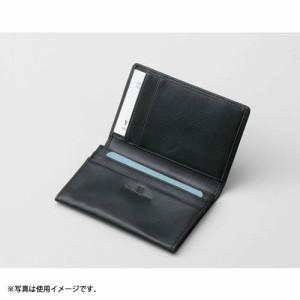 レイメイ藤井  名刺入(笹マチ) ブラック