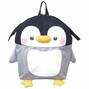 213eaa3360aa 松村商店 氷の島の小楽団 リュックサック ペンギン