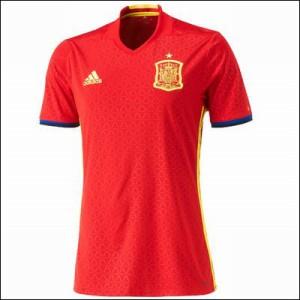 ゲームシャツ アディダス スペイン代表 ホーム レプリカユニホーム 半袖 AAO60-AI4411 adidas