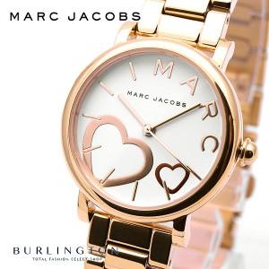 feb4dd53d0 マークジェイコブス 腕時計 レディース 時計 MARC JACOBS MJ3592 ホワイト/ゴールド 人気 ブランド 女性 ギフト プレゼント