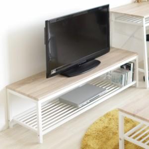 【同梱不可】 シンプルモダン TV台120幅 ローボード テレビボード テレビ台 サイドボード テレビ棚