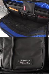 MANHATTAN PASSAGE マンハッタンパッセージ Plus ゼロ 3wayブリーフケース プラス2 #3275 マンハ