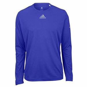 adidasアディダス M SQ ランニング 長袖Tシャツ XOサイズ ITQ11 (S10048)ナイトフラッシュ