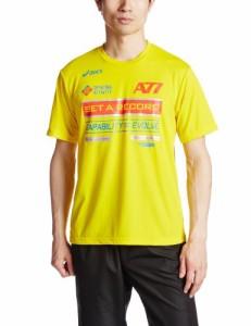(アシックス)Asics A77 Tシャツ XA704L 03 シャインイエロー XO