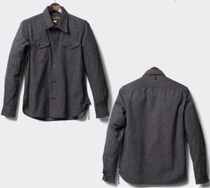 オルゲイユ 通販 ORGUEIL OR-5023A Classic Work Shirt クラシックワークシャツ  ステュディオダルチザン 通販