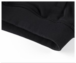 メンズ パーカー 帽子付きブルゾン ライダースジャケット スウェット オラオラ フェイクレイヤード ダブルジップ 無地 ジップアップ