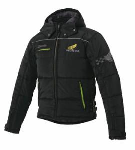 【HONDA(ホンダ)】 MOTO ウォーマージャケット(ブラック、グレー)M〜LLサイズ 【秋冬ジャケット】