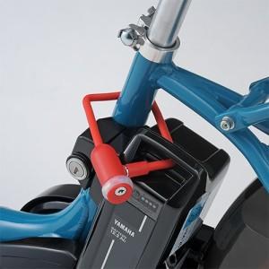 【送料無料】【YAMAHA(ヤマハ)】 PAS用バッテリーロック 電動アシスト自転車 QQ1-SGI-737-725【バッテリー盗難防止用の専用ロック】
