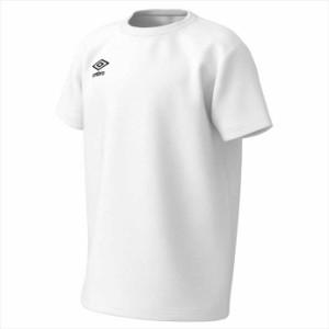 サッカーウェア umbro(アンブロ) ジュニア キッズ UMJPJA61 WRジュニア用ワンポイントドライ Tシャツ 2005