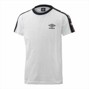 サッカーウェア umbro(アンブロ) ジュニア キッズ UMJPJA64 WRジュニア用コットンTシャツ 2005
