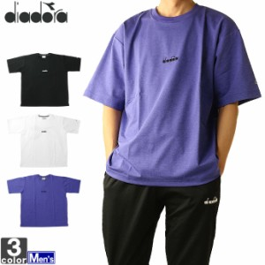 テニスウェア ディアドラ DIADORA メンズ DSC0513 EPIX Tシャツ 2101 半袖Tシャツ ゆうパケット対応
