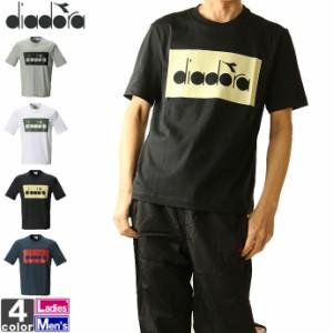 テニスウェア ディアドラ DIADORA ユニセックス DSW9562 SPW  トップ 2101 半袖Tシャツ ゆうパケット対応