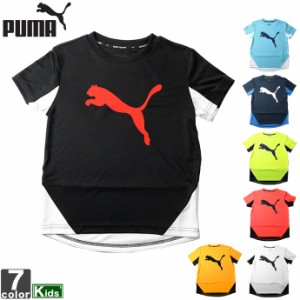 プーマ PUMA ジュニア キッズ 582896 アクティブスポーツ キャットグラフィック Tシャツ 2106 トップス シャ