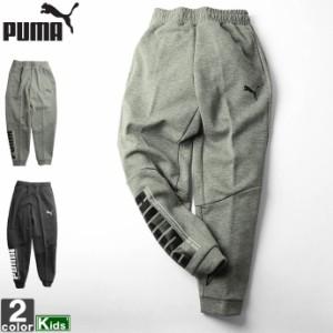 ロングパンツ プーマ PUMA ジュニア キッズ 582930 アクティブ スポーツ スウェット パンツ 2106 スウェット