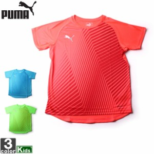 半袖Tシャツ プーマ PUMA ジュニア キッズ 656244 FTBLNXT グラフィック シャツ 2106 トップス シャツ ゆう