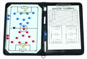 GAVIC (ガビック) コーチブック  サッカーコート版 GC1302 1712